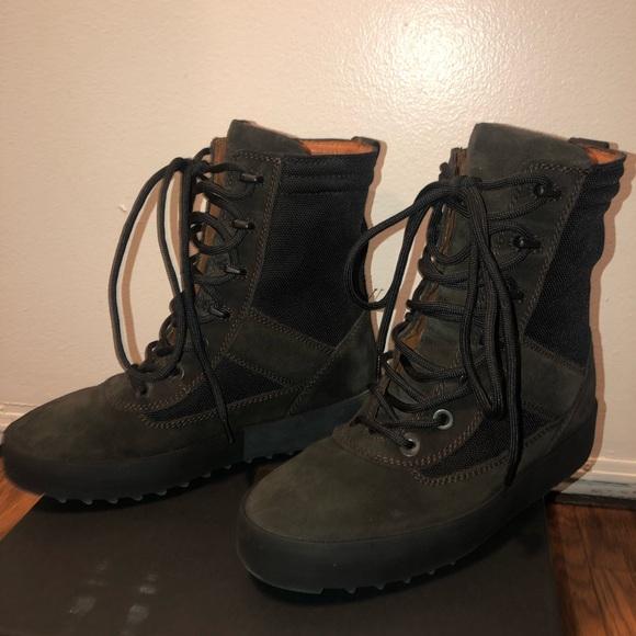 Yeezy Shoes | Yeezy Season 3 Boots